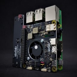 Raspberry Pi Power Management & UPS HAT